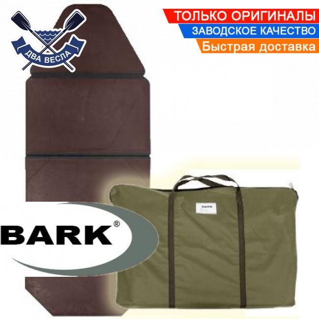 Слань книжка Барк для надувной лодки ПВХ Bark В-250 сплошной пол + упаковочная сумка в комплекте
