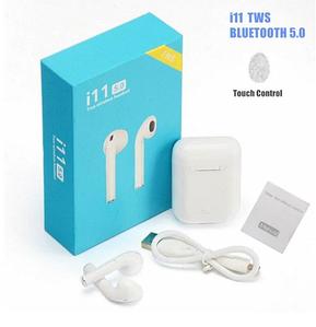 Бездротові сенсорні Bluetooth навушники TWS i11