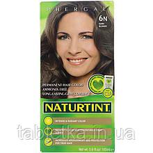 Naturtint, Перманентная краска для волос, 6N, светло-русый, 5.6 жидких унций (165 мл)