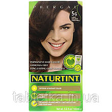 Naturtint, Permanent Hair Color, 5G Light Golden Chestnut, 5.6 fl oz (165 ml)