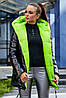 Молодежная ДВУХСТОРОННЯЯ куртка с капюшоном S, M, L, XL размер, фото 3