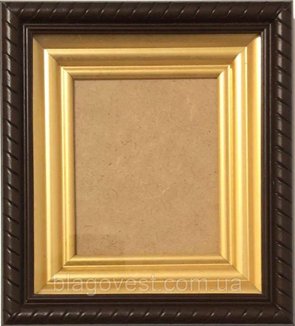 Багетна рамка (Кіот) під літографію 10х12см. АМ-2034-В-84