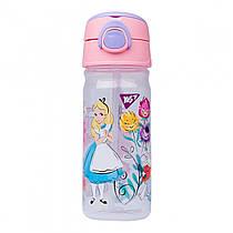 "Пляшка для води YES ""Alice"", 450 мл 707433"