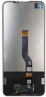 Дисплей (экран) для Nokia 8.3 + тачскрин, черный, оригинал