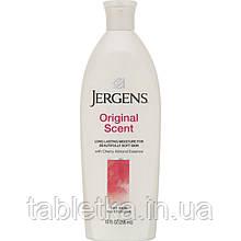 Jergens, Увлажняющее средство для сухой кожи Original Scent, 295мл