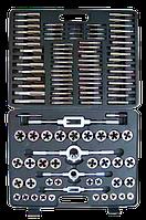 Набор метчиков и плашек  М2-М18 (110 предметов), чемодан