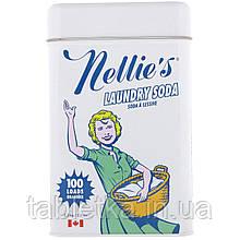 Nellie's, Сода для стирки, 100 загрузок, 3,3 фунта (1,5 кг)
