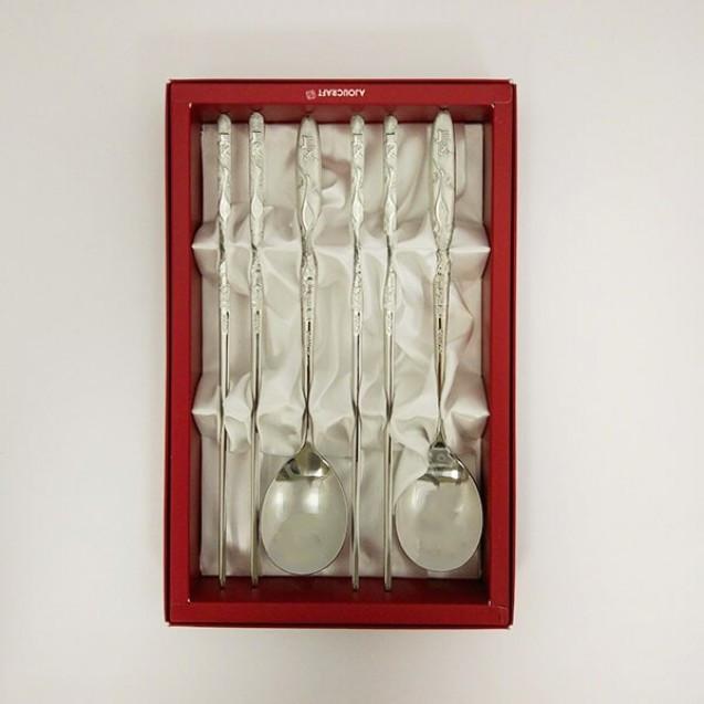 Металлические палочки для еды «Традиционные»