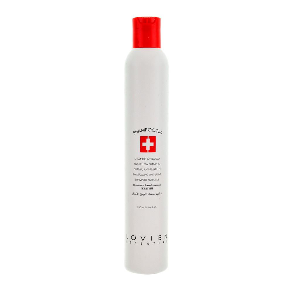 Шампунь антижелтый Lovien Essential Shampoo Anti-Yellow 250 мл