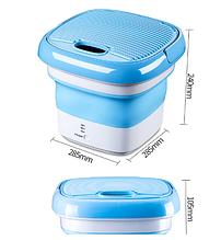 Складная стиральная машина Maxtop MP 2690 silicon washing machine Силиконовая BX-3 DX
