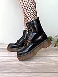 Женские зимние Ботинки Dr. Martens Jadon, фото 4