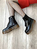 Женские зимние Ботинки Dr. Martens Jadon, фото 9