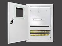 ШМР-1Ф-12 (наружный) – шкаф под однофазный счетчик на 12 автоматов
