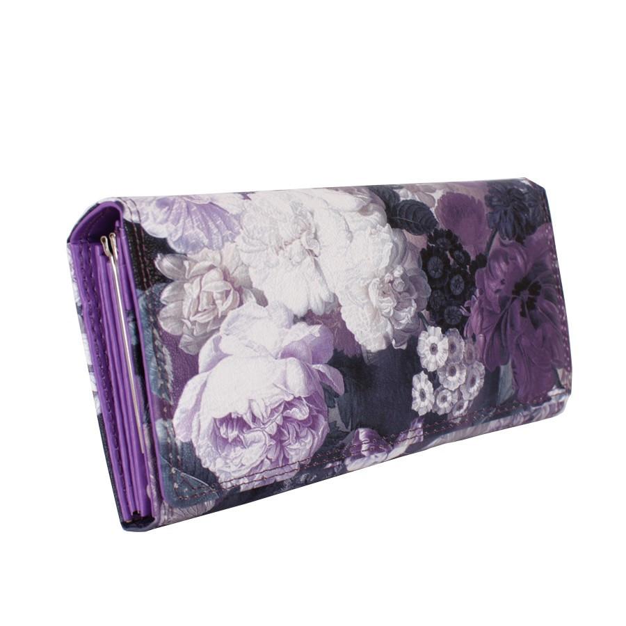Гаманець фіолетовий