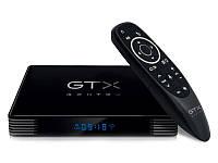 Geotex GTX-R20i 4/128GB Smart TV Android 9 приставка Смарт ТВ, фото 1