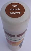"""Жидкая крем краска скотч -для гладкой кожи """"Soft Liquid Cream"""" SALAMANDER 75мл c с воском, фото 1"""