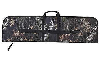 Чехол 90см для помпового ружья/ с уплотнителем, прямоугольный 90х25см, с карманом, камуфляж