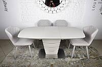 Стол обеденный ATLANTA 1,2м, капучино