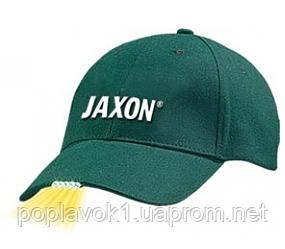 Кепка с фонариком Jaxon  (Зеленая)