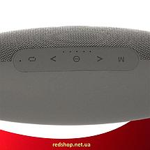 Портативная Bluetooth колонка Hopestar H27 Серая - мощная акустическая стерео блютуз колонка (R436), фото 3
