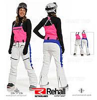 Горнолыжные штаны REHALL KATY-R женские 2021 S белый (60083-S), фото 1