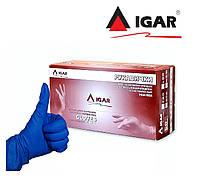 Перчатки латексные РАБОЧИЕ плотные HIGH RISK, разм. L (уп/25пар) IGAR (Таиланд)