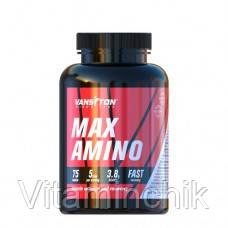 ВАНСИТОН МАКС-АМИНО (75 таблеток)