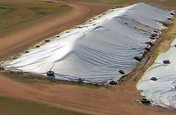 Тент Польський Plandeka 10х15 м 110 г/м2 від дощу, сонця і снігу ламінований з кільцями, фото 2