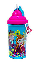 """Пляшка для води 1 Вересня """"Frozen"""", 400 мл 705792"""