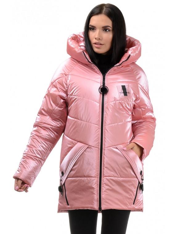 Модная молодежная зимняя куртка 42,44,46 размер