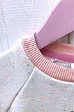 Реглан детский трикотажный на девочку (92-116), фото 2