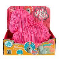 Интерактивная игрушка Jiggly Pup - Озорной щенок (розовый), фото 1