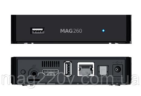 Медиаплеер MAG 260