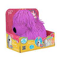 Інтерактивна іграшка Jiggly Pup - Пустотливий щеня (фіолетовий), фото 1