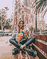 "Картина по номерам ""Краски Барселоны"" тм Лавка Чудес 40 x 50 см (в коробке)(LC10089)"