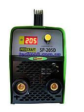 Сварочный инвертор Procraft SP-205D, фото 2