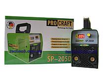 Сварочный инвертор Procraft SP-205D, фото 3