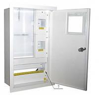 ШМР-1Ф-16 (внутренний) – шкаф под однофазный счетчик на 16 автоматов