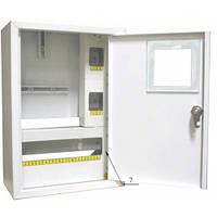 ШМР-1Ф-16 (наружный) – шкаф под однофазный счетчик на 16 автоматов