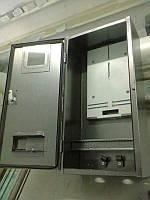 ШМР-3Ф-уличный (наружный) исполнение корпуса по защищенности от воздействия окружающей среды IP54 –  шкаф под