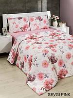 Комплект постельного белья  Le Vele sevgi-pink