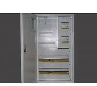 ШМР-3Ф-36эл.  (внутренний) – шкаф под однофазный счетчик на 36 авт., электр-й