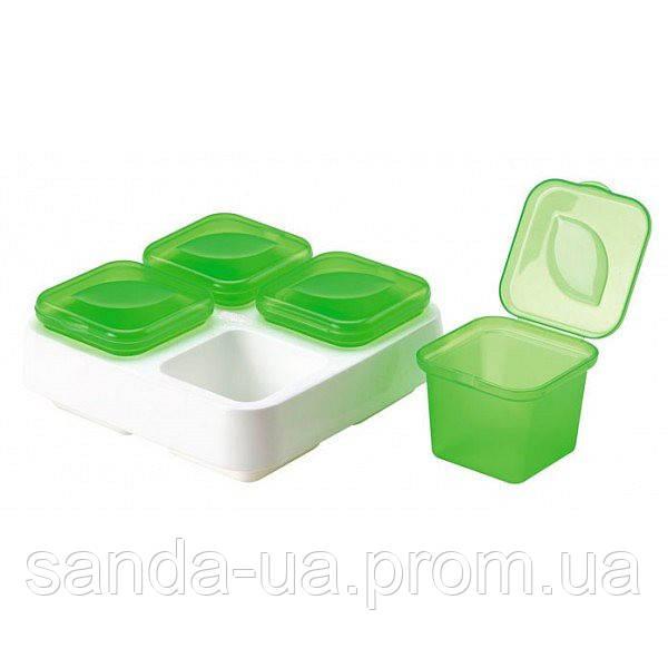 Контейнеры для замораживания зелени и трав