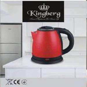 Чайник электрический Kingberg 2 л, красный