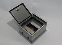 ШМР-А-6 уличный (наружный) – шкаф на 4 однополюсных автоматов исполнение корпуса по защищенности от воздействи