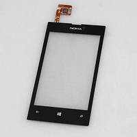 Тачскрин для Nokia Lumia 520 / 525 (cенсор, сенсорный экран, touch screen), фото 1