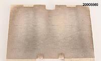 Изоляцияфронтальная 214*157*10мм(фир.уп, Италия) котлов Beretta Ciao, Citi, арт.R20005560, к.с.1718