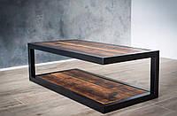 Поличка-стіл в стилі лофт p41