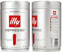 Швейцарский молотый кофе арабика Іlly(Или) 250г