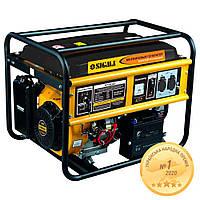 Генератор бензиновый 6.0/6.5кВт 4-х тактный электрозапуск SIGMA (5710341)